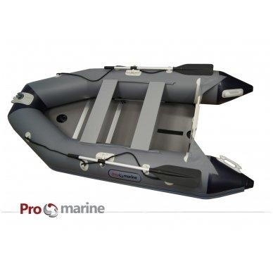PVC valtis ProMarine IBT265PW (dugnas medžio plokštės, ilgis 265, žalia) 4