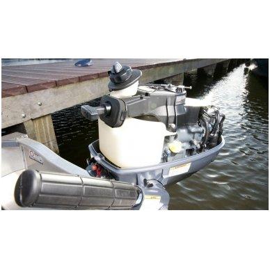 4-T valties variklis Yamaha F5AMH 2