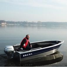 Aliuminė valtis BREMA-V-390