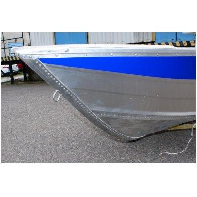 Aliuminė valtis Marine Fish Range 400 De Luxe 11