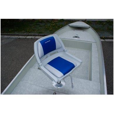 Aliuminė valtis Marine Fish Range 400 De Luxe 4