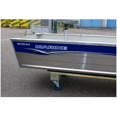 Aliuminė valtis Marine Fish Range 400 De Luxe 10