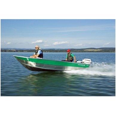 Aliuminė valtis Marine Fish Range 450 2