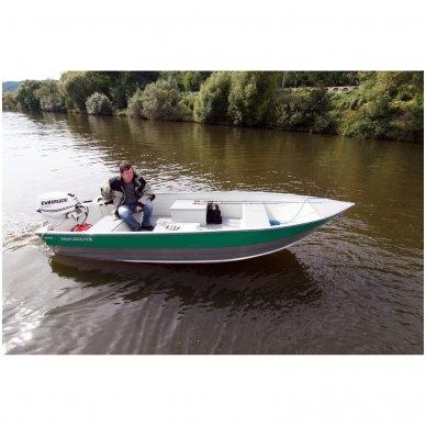 Aliuminė valtis Marine Fish Range 450 14