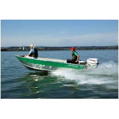 Aliuminė valtis Marine Fish Range 450 3