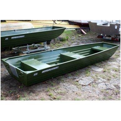 Aliuminė valtis Marine Jon Green 10 15