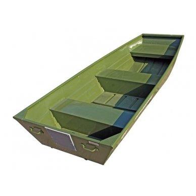 Aliuminė valtis Marine Jon Green 10 4