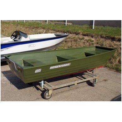Aliuminė valtis Marine Jon Green 10 10