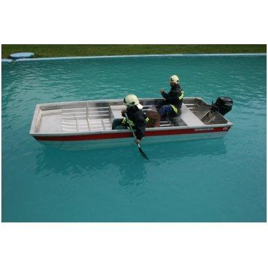 Aliuminė valtis Marine Jon Silver 15 12