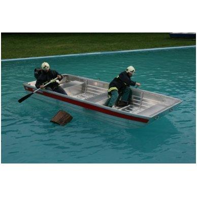 Aliuminė valtis Marine Jon Silver 15 10