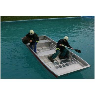 Aliuminė valtis Marine Jon Silver 15 11