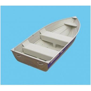 Aliuminė valtis Marine Light range 10M