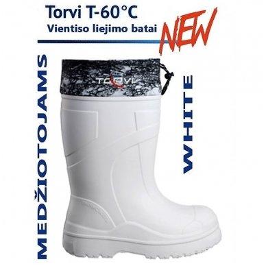 Batai TORVI -60°C WHITE