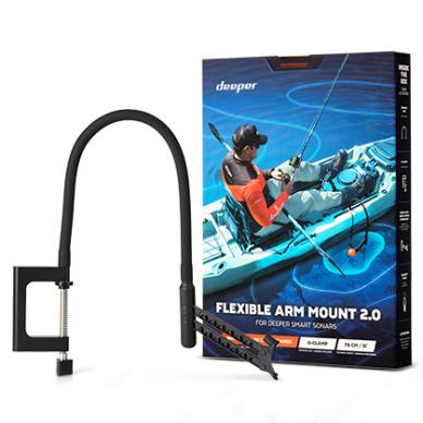 Deeper Sonaro laikiklis Flexible Arm Mount 2.0