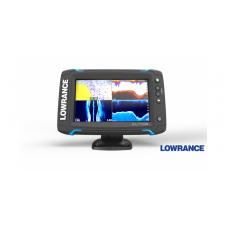Echolotas Lowrance Elite-7 Ti Mid/High/DownScan™