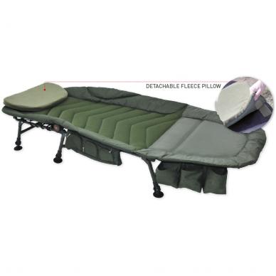 """Gultas """"CarpZoom"""" Full Comfort Bedchair (213x78x28 cm)"""