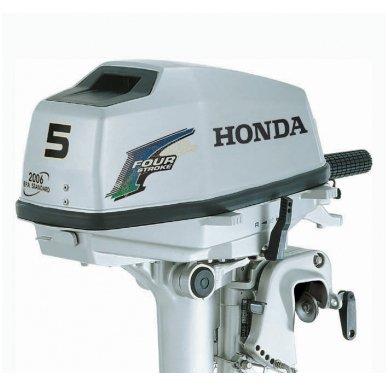 Honda variklis 5 SBU 3