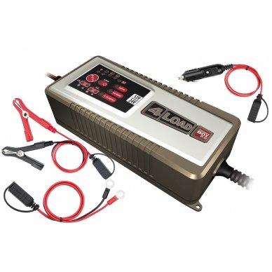Įkroviklis akumuliatoriams 4LOAD Charge box 7,0A (12/24V)