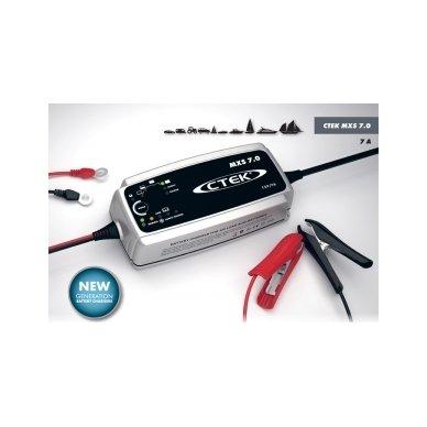 Impulsinis įkroviklis akumuliatoriams CTEK MXS 7.0