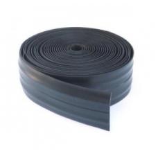 Juosta guminė 150mm, juoda 1m.