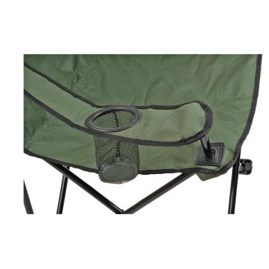 "Kėdė ""CarpZoom"" Foldable Armchair (53x43x41/94cm) 2"
