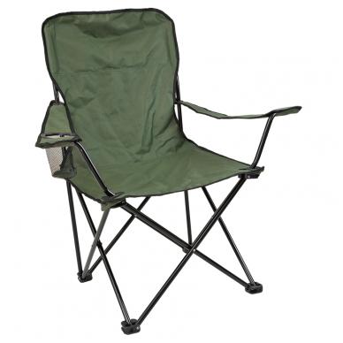 "Kėdė ""CarpZoom"" Foldable Armchair (53x43x41/94cm)"