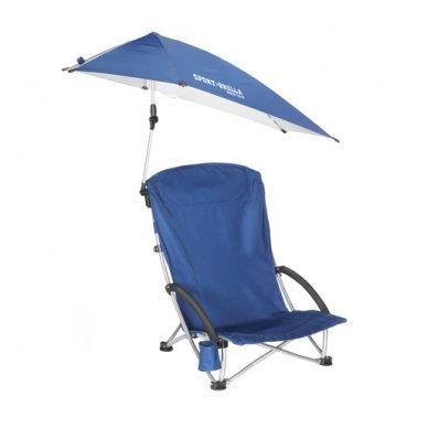 Kėdė su skėčiu Sport-Brella Dark Blue
