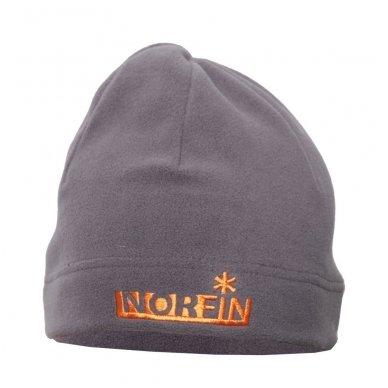 """Kepurė """"Norfin FLEECE"""" (GRAY)"""