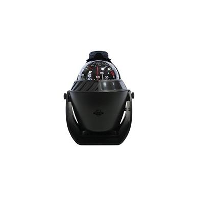 Koimposas su LED (102x94x137mm, juodas)