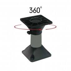 Laivo sėdynės koja Oceansouth Economy Seat pedestal 178 mm.