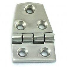 Lankstas, nerūdijančio plieno (59x40mm, 2mm)