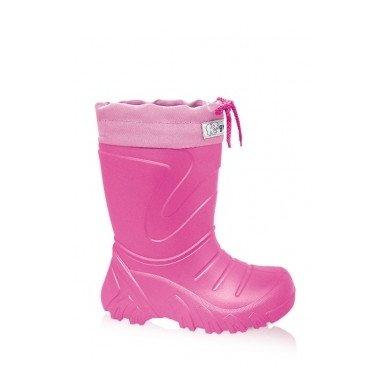 Lemigo batai Grizzly (rožiniai) -30°C
