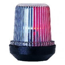 "Navigacinė šviesa ""Lalizas"" Classic LED 12 (12- 24V, trijų spalv. ,juoda apd.)"