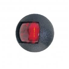 """Navigacinė šviesa """"Lalizas"""" POWER 7 (Port Light 112,5° , juoda apdaila)"""