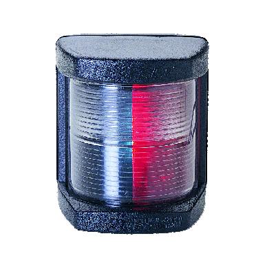 "Navigacinė šviesa ""Lalizas"" Classic LED 12 (Bi-colour light 225°,12-24V, juoda apd.)"