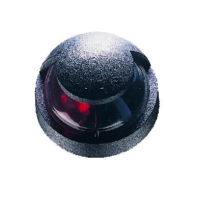 """Navigacinė šviesa """"Lalizas"""" POWER 7 (Bi-color, hor. montavimo, juoda apd.)"""