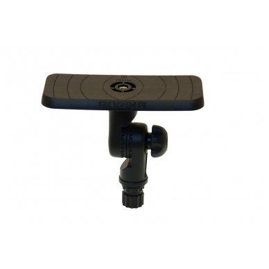 Platforma echolotui ir kitiem prietaisam 164mm x 68mm reguliuoja 3