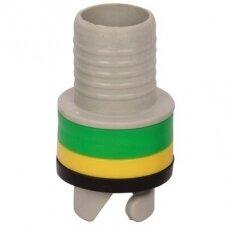 Pompos antgalis-adapteris BRAVO (Universalus, reguliuojamas)