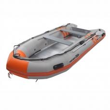 Pripučiama RUNOS SURF PVC valtis 4,00 m.su aliuminiu dugnu