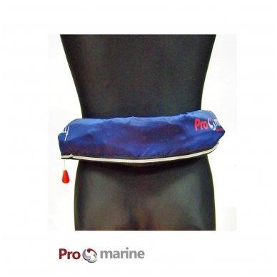 Pripučiamas gelbėjimosi diržas-ratas (150N, mėlynas) 3