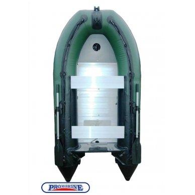 ProMarine AL330  PVC valtis su aliuminio dugnu 2