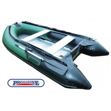 ProMarine AL330  PVC valtis su aliuminio dugnu 3