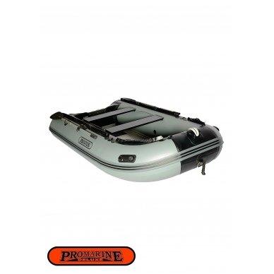 PVC valtis ProMarine Deluxe DAL320 Grey/Black 2