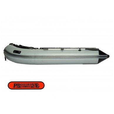 PVC valtis ProMarine Deluxe DAL320 Grey/Black 3