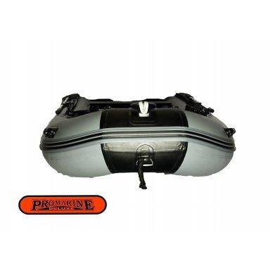 PVC valtis ProMarine Deluxe DAL320 Grey/Black 4