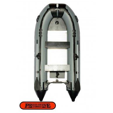 PVC valtis ProMarine Deluxe DAL320 Grey/Black