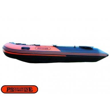 PVC valtis ProMarine Deluxe DAL380 Orange/Black 3