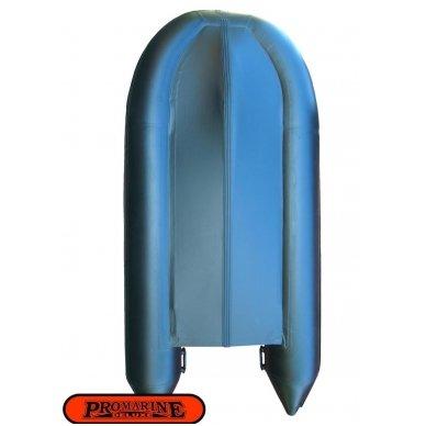 PVC valtis ProMarine Deluxe DAL420 Orange/Black 3