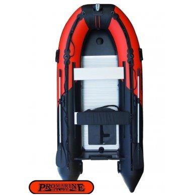 PVC valtis ProMarine Deluxe DAL420 Orange/Black 5