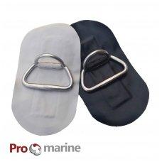 Rankena metalinė su PVC lopu ProMarine Deluxe
